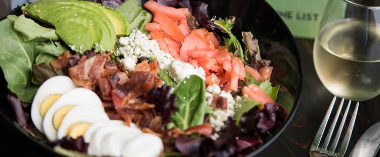 Krave Kobb Salad